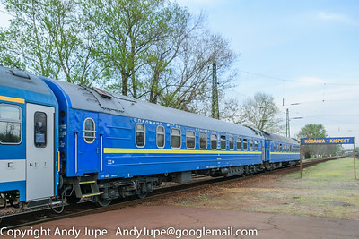 Ukranian Registered Locomotives & Rolling Stock
