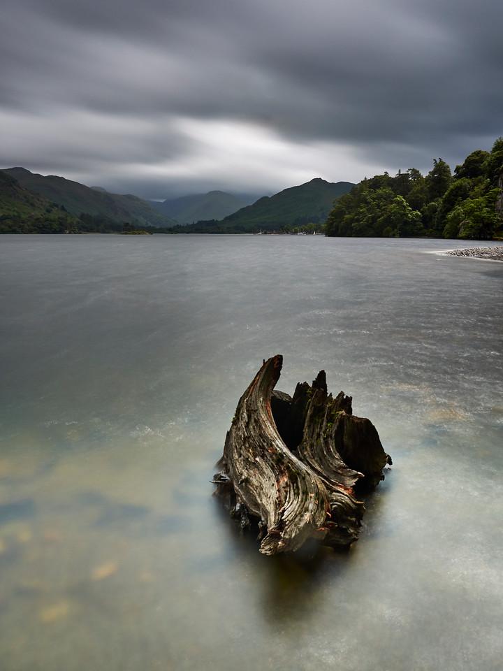 Ullswater long exposure