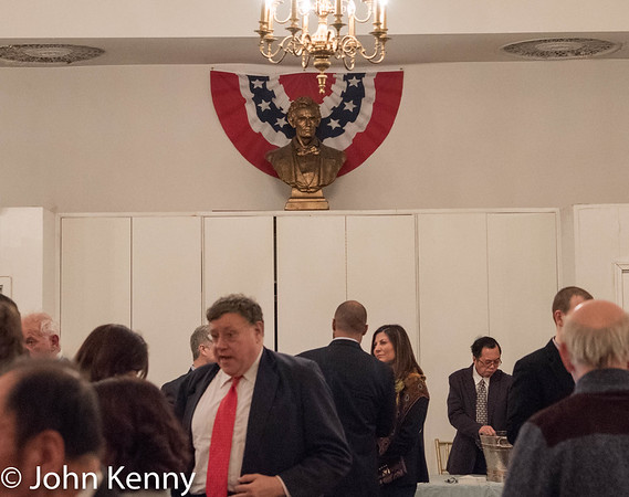 Eric Ulrich at the Metropolitan Republican Club 2/2/17