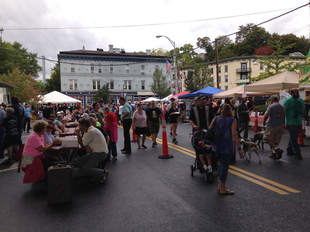 Ulster County Italian Festival