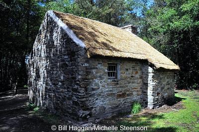 Ulster American Folk Park, Omagh, County Tyrone