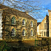 The Schoolhouse and Church<br /> Ballycultra, County Down