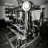 Old Weaving Loom