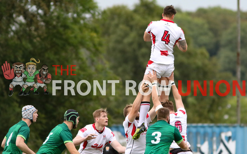 Ulster A 33 - 13 Connacht Eagles, Celtic Cup, Friday 6th September 2019