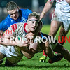 Friendly. Ulster A 12 Leinster A 61