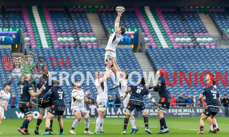 PRO14: Edinburgh 7 Ulster 29