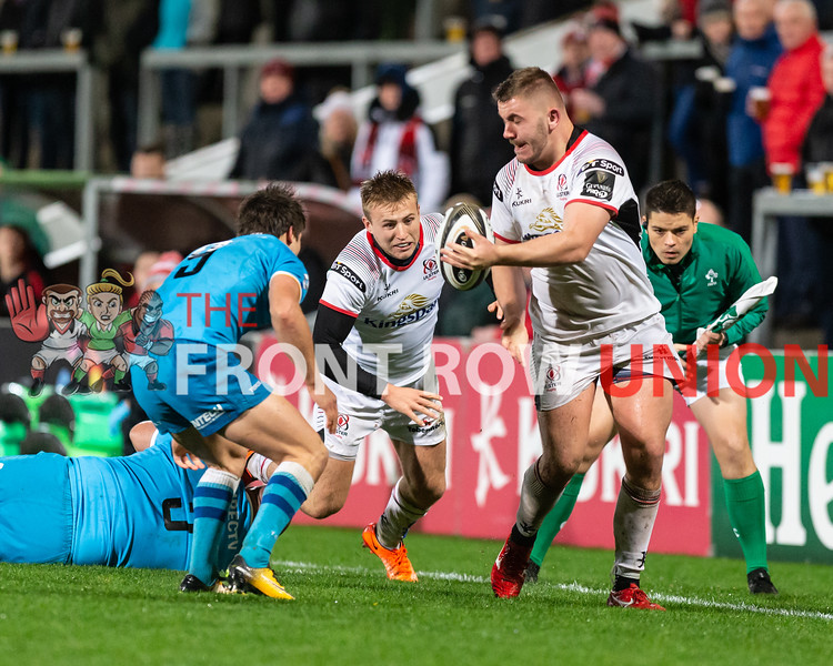 Ulster 21 Uruguay 5 (Friendly)