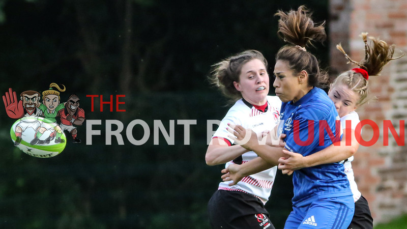 Ulster Women 5 Leinster Women 24,  Saturday 24th August 2019