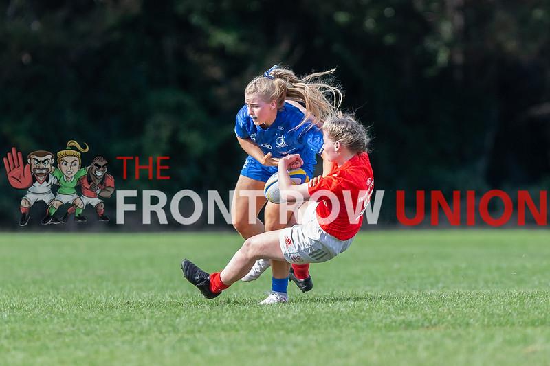 Munster U18 15 Leinster U18 3, Interprovincial Semi Final, Saturday 14th September 2019
