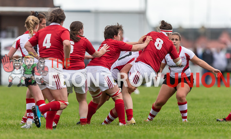 Women: Ulster Women 20 Munster Women 40