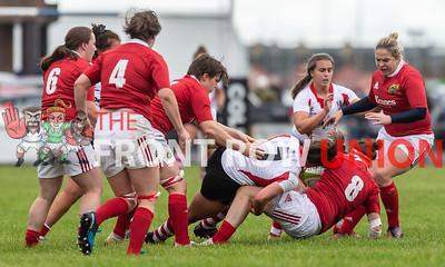 2018-09-09 Ulster Women 20 Munster Women 40 (Interprovincial)