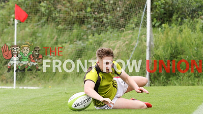 2019-07-20 Ulster U18 Club 36 Eagle Impact Rugby 10 (Trial)