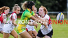 Ulster U18 Girls 17 Midwest Thunderbirds 13