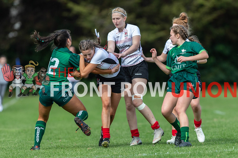 Ulster U18 24 Connacht U18 22, Women's Interprovincial Semi Final