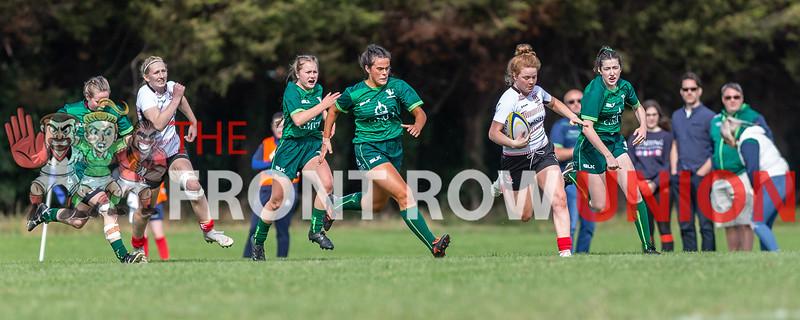 Ulster U18 24 Connacht U18 22, Women's Interprovincial Semi Final