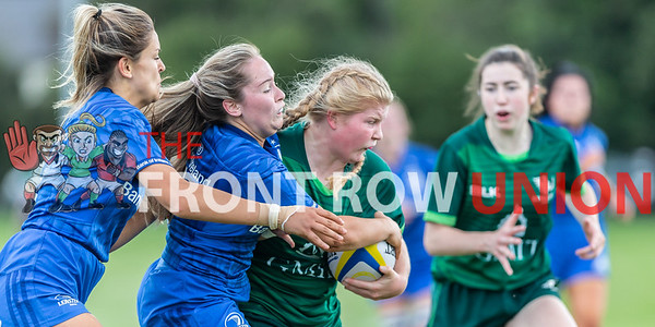 2019-09-21 Connacht U18 5 Leinster 38 (Interprovincial 3rd Place)