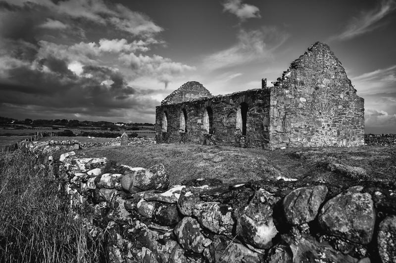 Ray church, Falcarragh