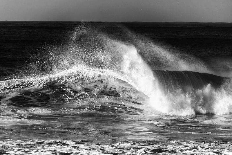 Waves of Donegal's foreland