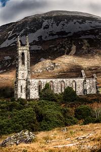 Abandoned church, Dunlewy