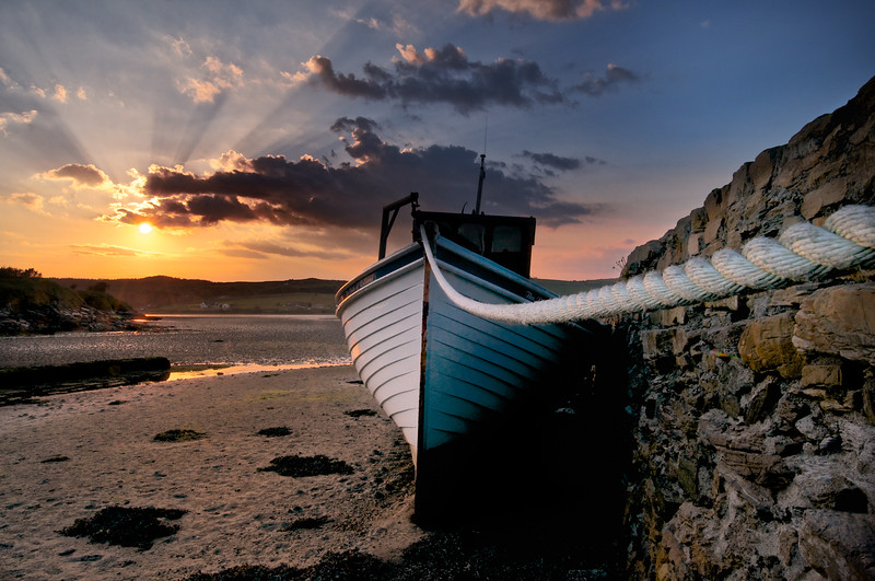 Boat Dunfanaghy