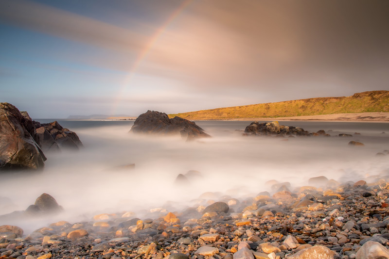 Meenlaragh rainbow