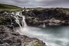 Dunseverick falls
