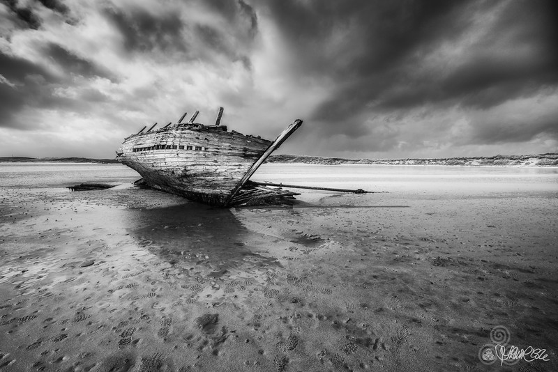 Beached, abandoned and broken