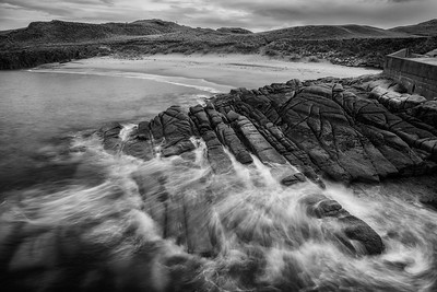 Motion in the ocean at Cruit Island, Donegal
