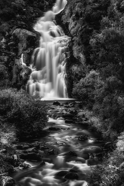Falls and flow, Assaranca, Ardara
