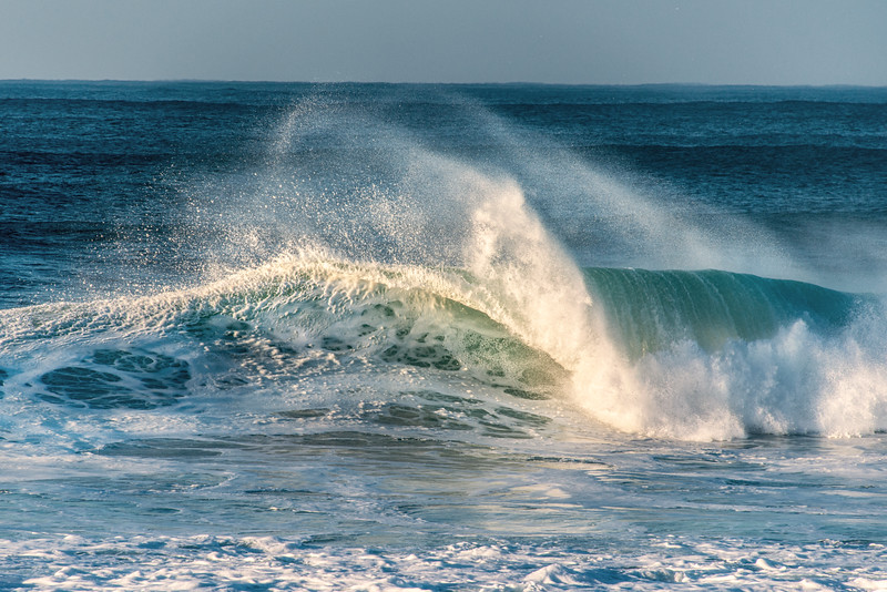 Waves of Donegal