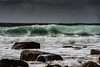 Wave action, Cnoc Fola
