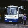 Ulsterbus 519 Busaras Dublin Aug 97