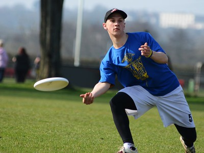Ultimate Frisbee Photos 2012