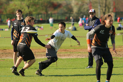 Ultimate Frisbee Photos 2014