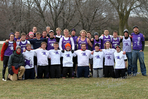 USA Ultimate College Sections - 2013