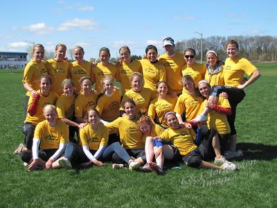 Bella Donna - Lake Superior Section Champions!