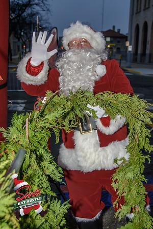 2014 Santa Hat Hustle