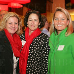 Jennifer Helgeson, Susan Weiss and Katie Anderson.