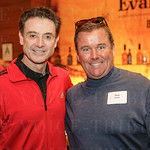 Rick Pitino and Mark Lewis.