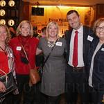 Missy DeArk, Paula Hanson, Rebecca and Lance Mann and Tracy Reid.