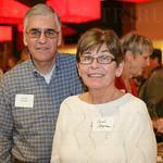 Dennis and Carol Alegnani.