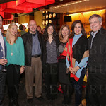 Collins Cogan, Natalie Zimmer, Jon and Erica Hodge, Sally Judah and Antionette and Marty Cogan.