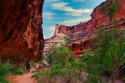 Hunters Canyon Trail, Moab, Utah