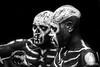 Skeleton duo
