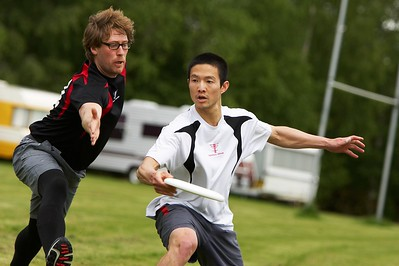 2009 South Island Ultimate champs - Sat