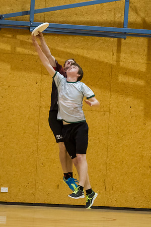 2013 Christchurch Indoor Ultimate League