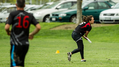 2013 South Island Masters Ultimate