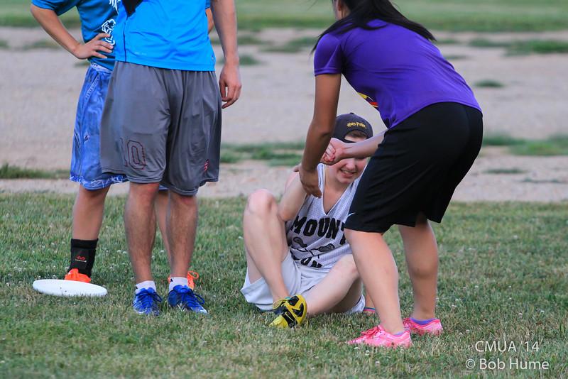 CMUA Monday Night Summer League July 28th, 2014