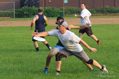 CMUA Monday Night Summer League July 27th, 2015