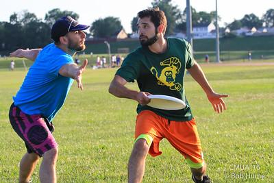 CMUA Monday Night Summer League July 11th, 2016
